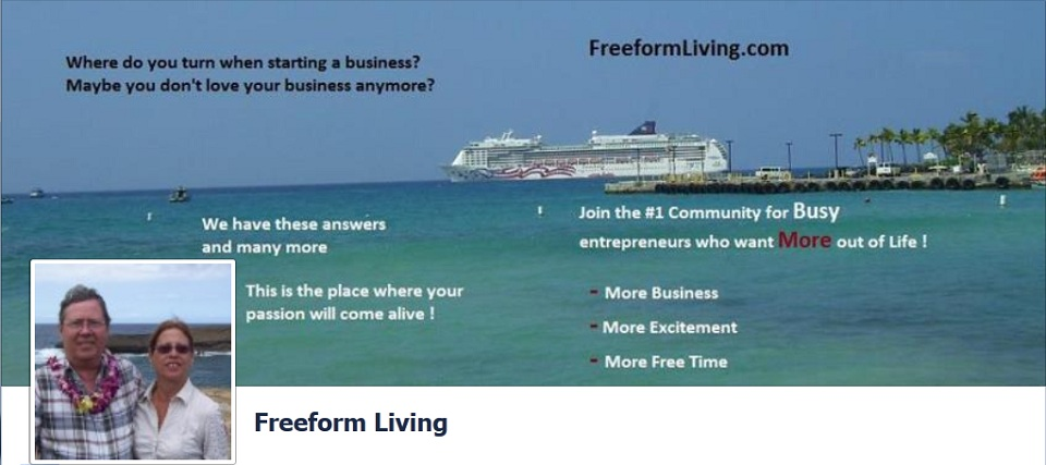 At FreeformLiving you\'ll find your passion and live the life that you were but on earth to live
